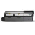 Zebra Card ZXP series 7 kortskrivare, enkel eller dubbelsidig utskrift av plastkort och laminering av kortet Optioner magnetkodare, RFID och Smart Card.