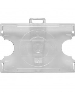 idp67r-open-faced-badge-holder-with-swivel-clip-fastener-for-horizontal-or-vertical-use
