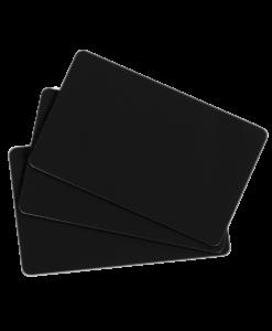 Evolis Edikio Svarta matta kort